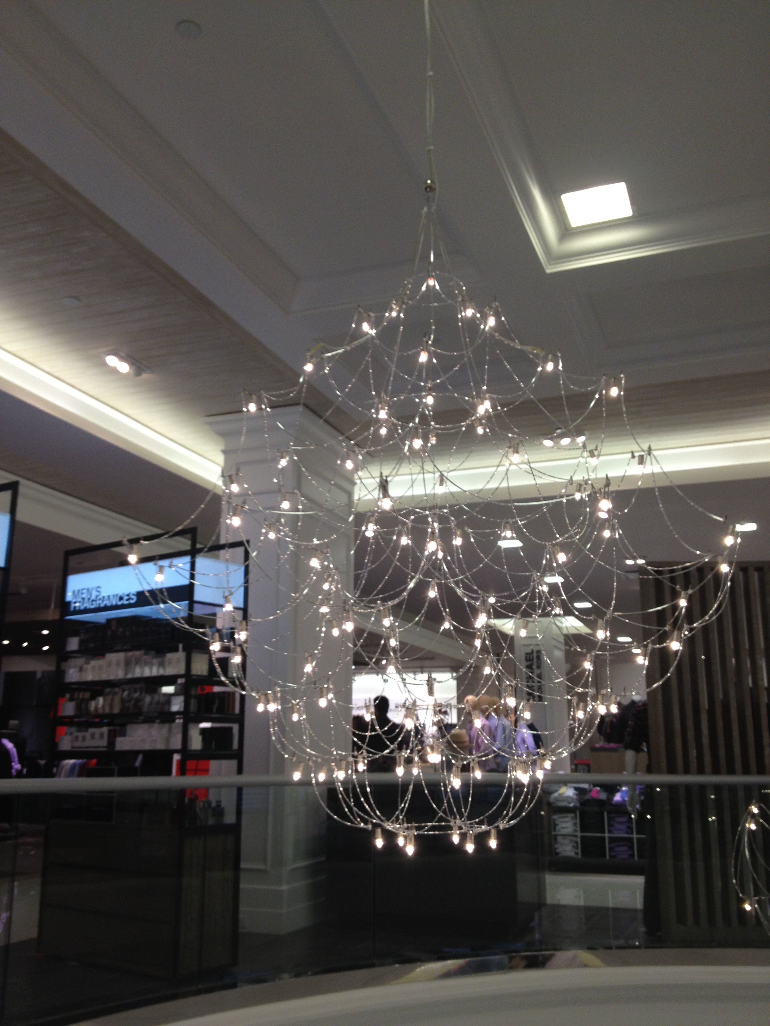 Unique chandelier Home Decor