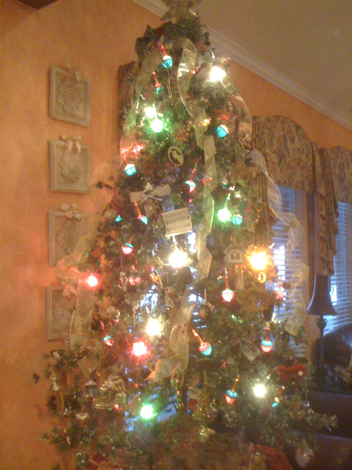 Kitchen Tree Holiday Christmas Decorations Pinterest