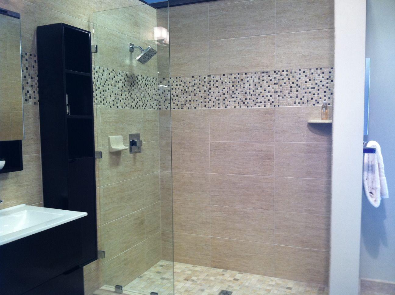 Tile Shop Display Barrett Parkway Bathroom Remodeling