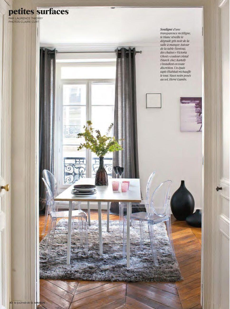 Chaises Transparentes Home Pinterest