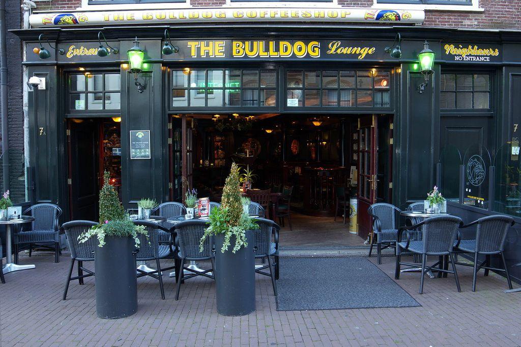 Bulldog Coffee Shop Hotel Amsterdam