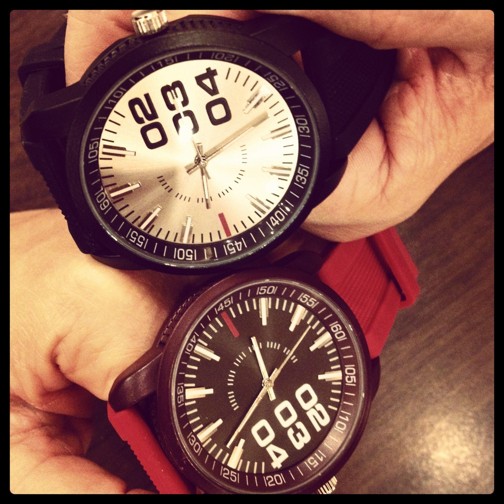 matching watches