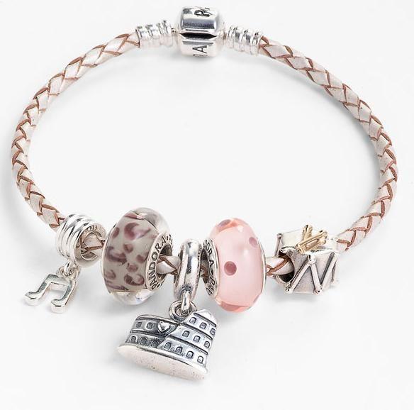 Pandora Leather Colosseum Pandora Jewelry Design Ideas Pinterest