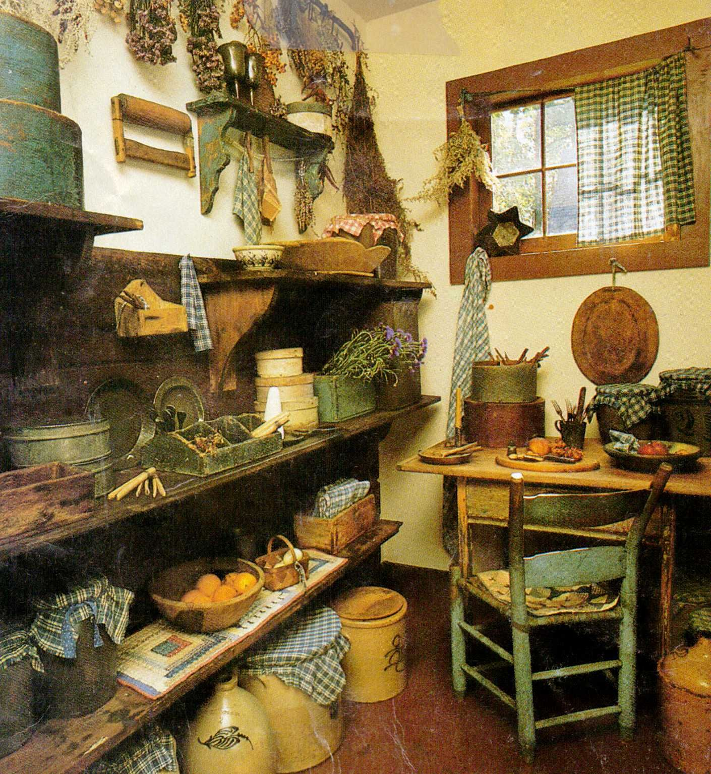 Farmhouse Pantry Prim Thyme Home