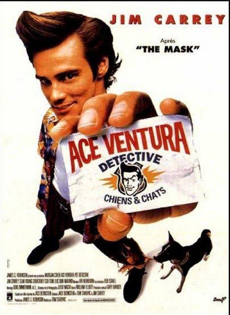 Download Ace Ventura, détective chiens et chats FRENCH Poster