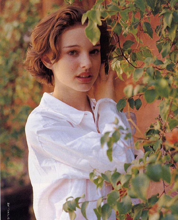 Натали Портман В Юности Фото