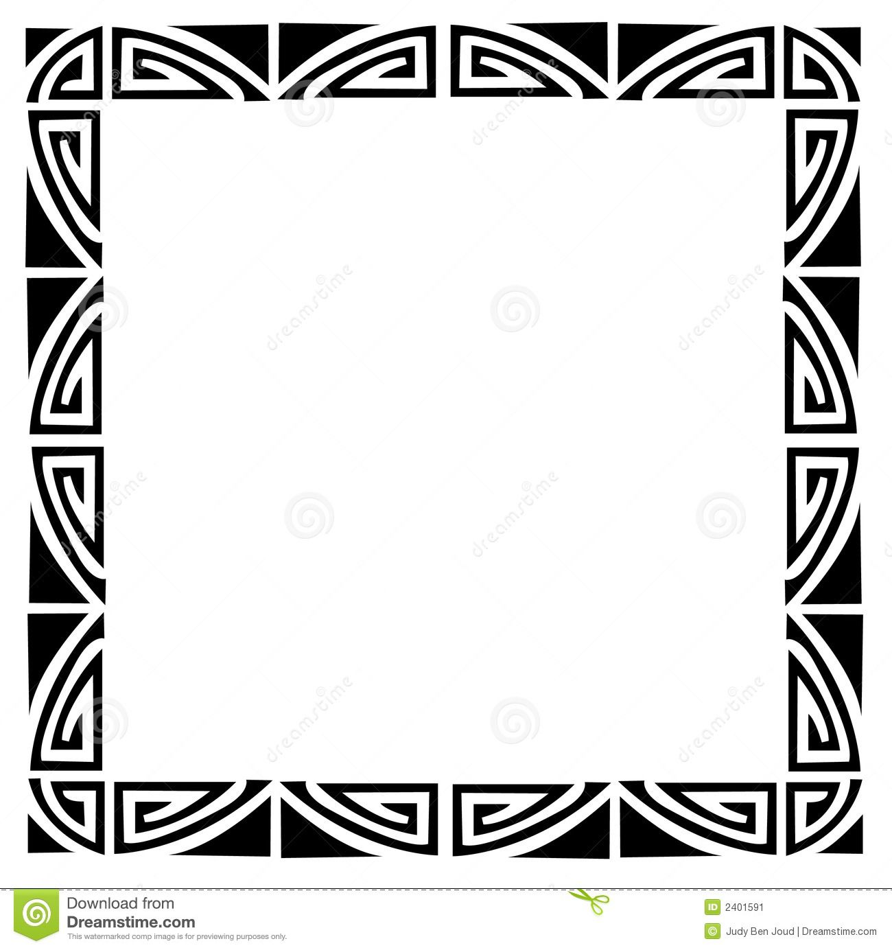 Art Deco Frame 2401591 1920s Graphic Style Pinterest
