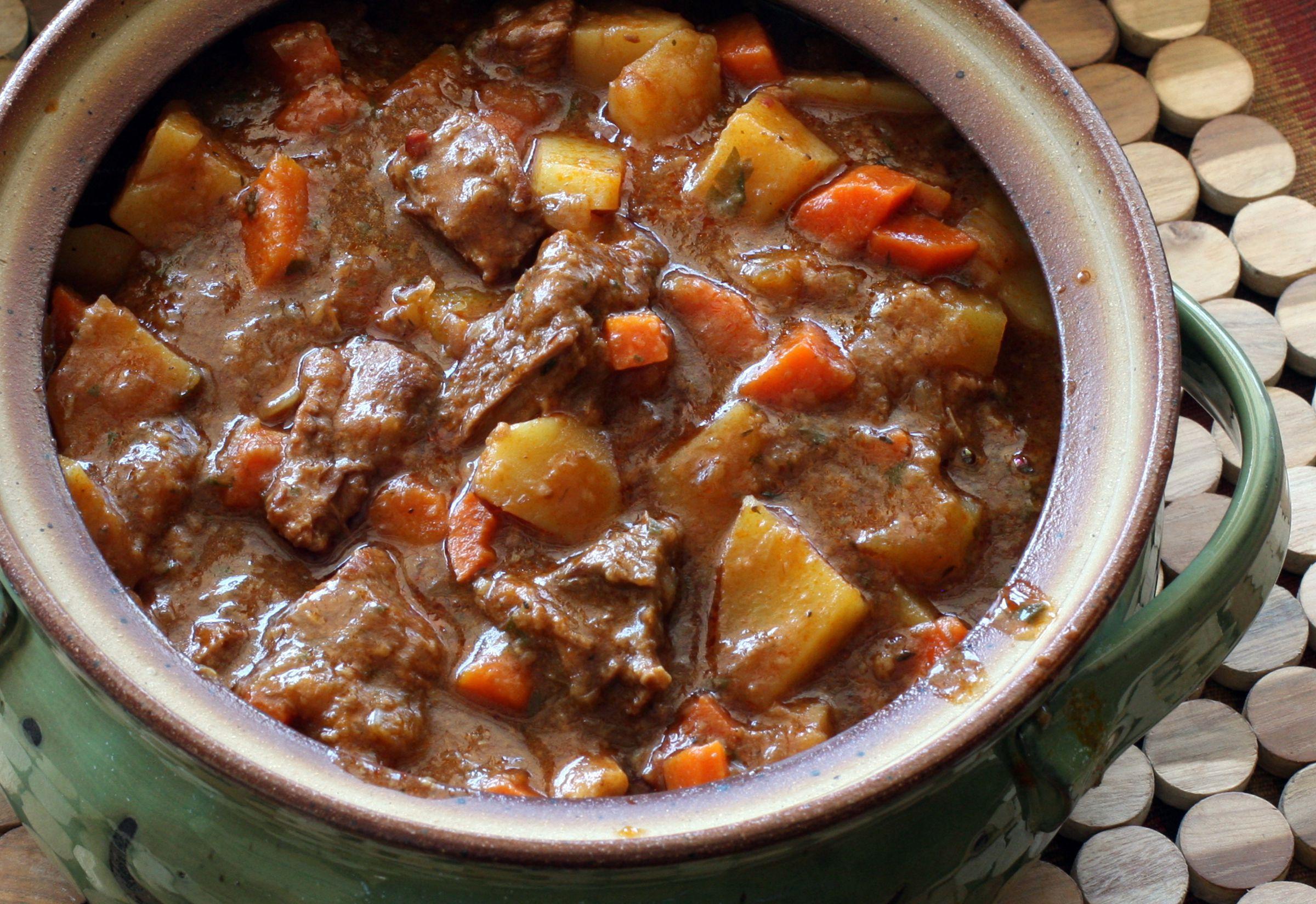 Betty crocker old fashioned beef stew 68