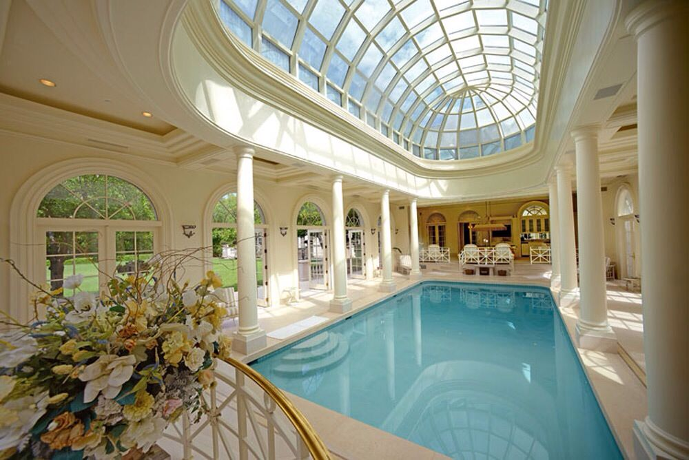Beautiful Indoor Pool Enduring Elegance Pinterest