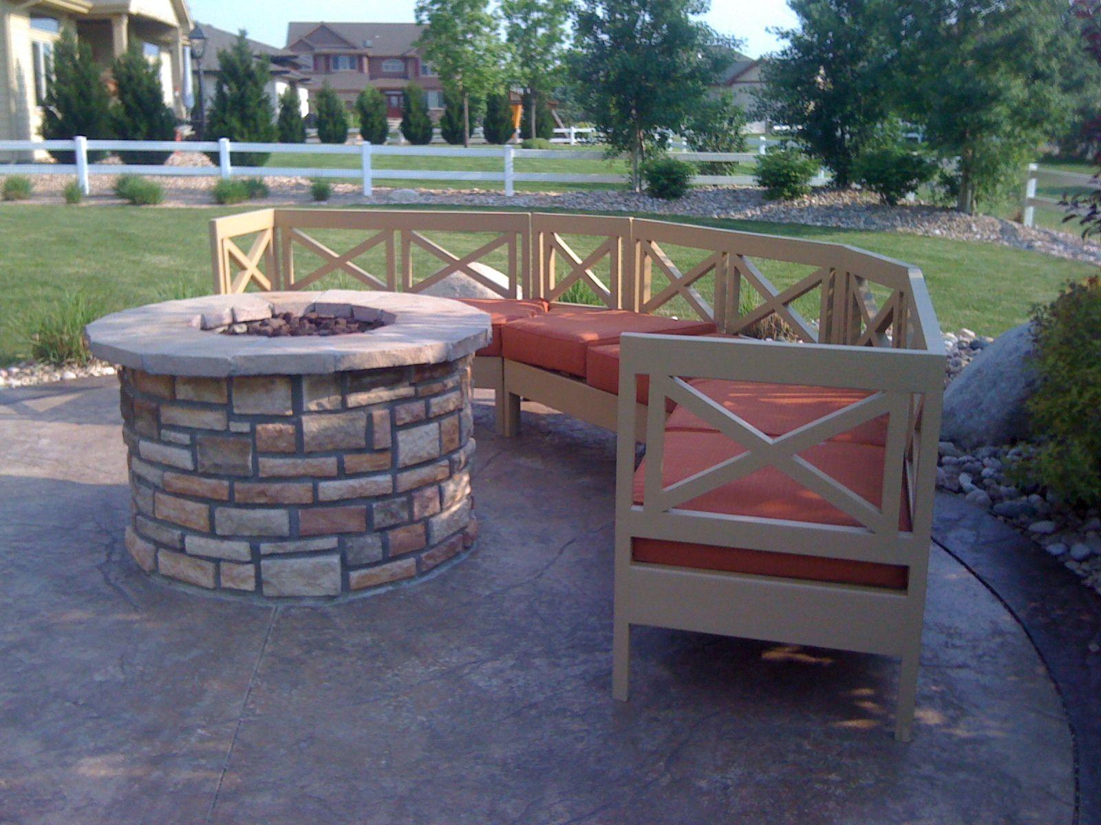 Dream Diy Outdoor Furniture 13 Photo