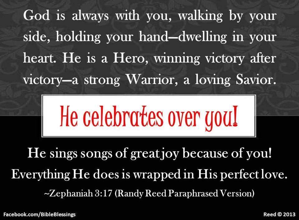 Zephaniah 3 17 god s holy word the bible pinterest
