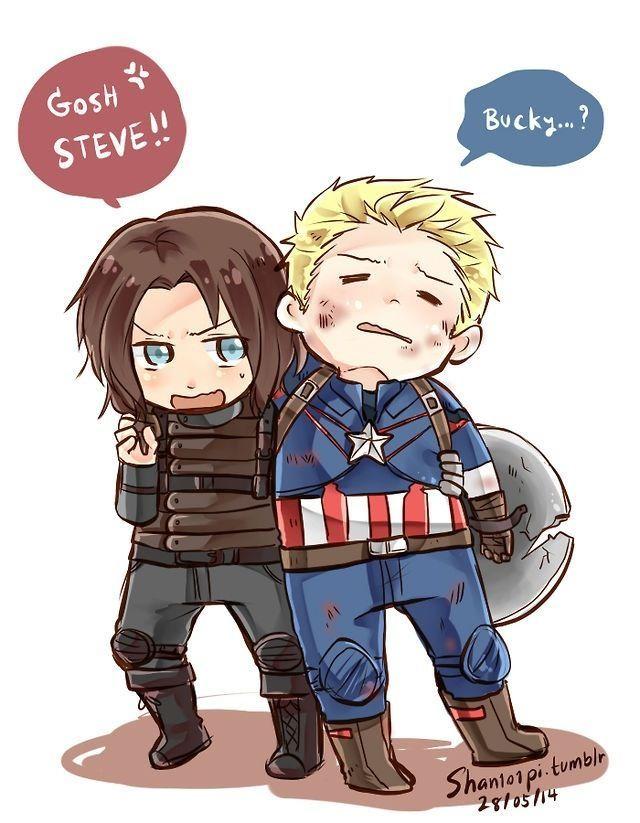 Steve bucky