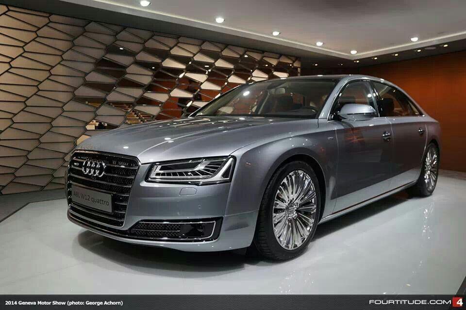 Audi A8 L W12 | SPECTACULAR !!! | Pinterest