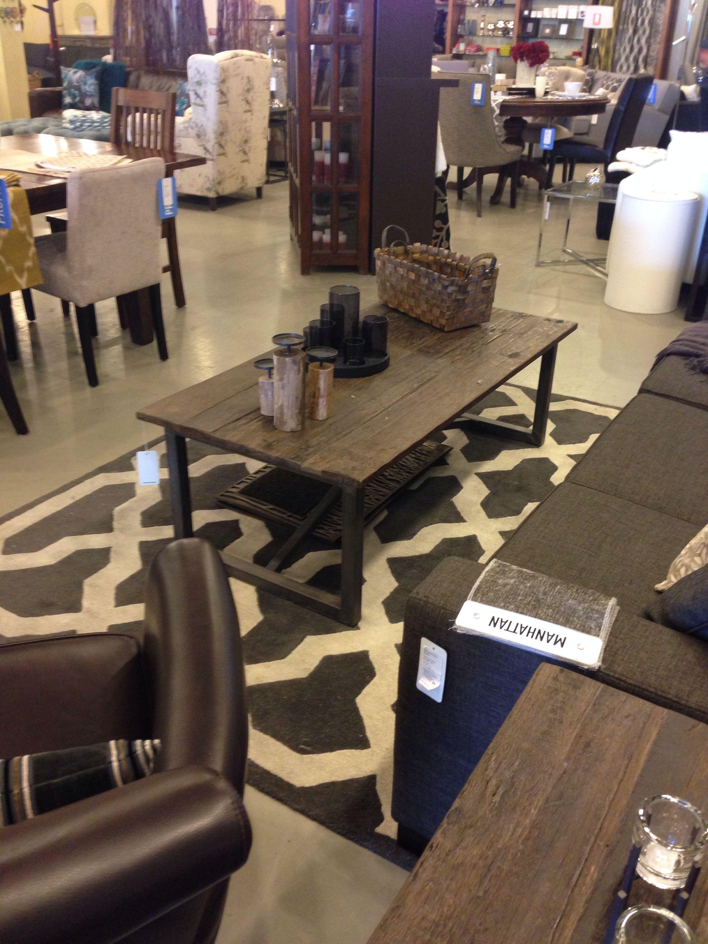 Coffee Table Urban Barn Home Pinterest