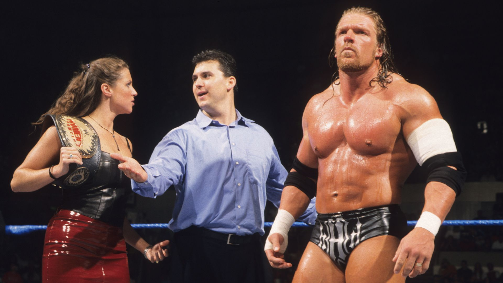 Hhh stephanie mcmahon kids Name: Kennedy Adam Levesque Pictures of triple h and stephanie mcmahon kids