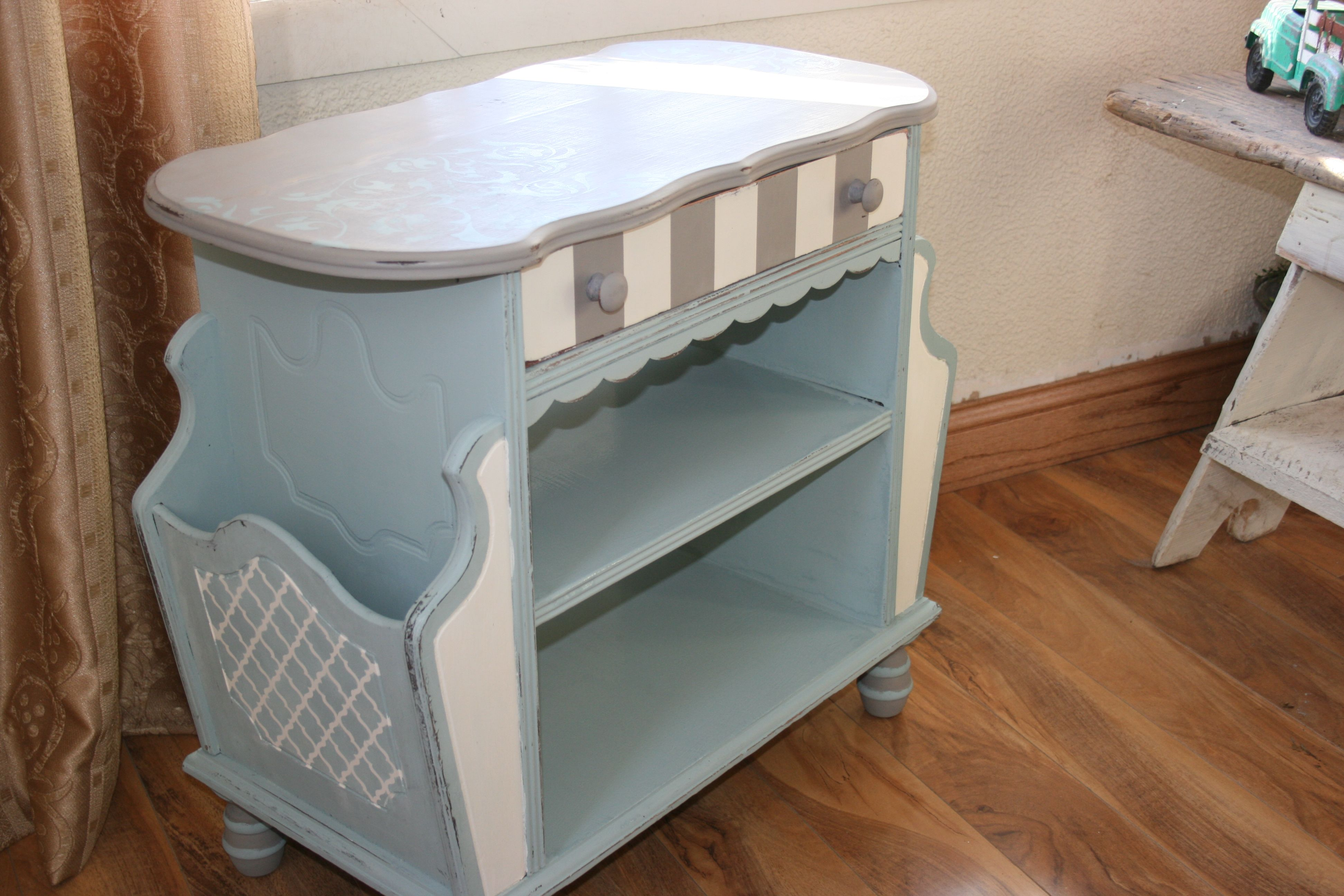 Whimsical | Painted furniture | Pinterest