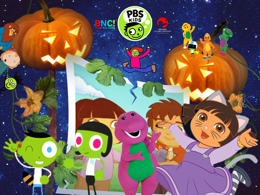 halloween videos pbs