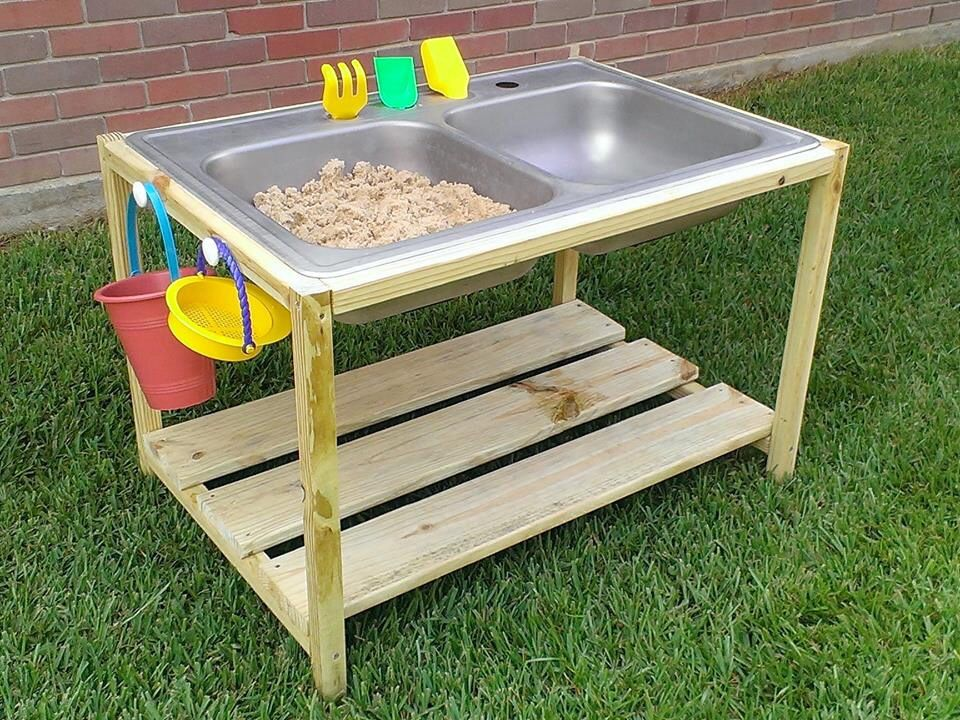 Diy sand and water table good to know and good ideas for Diy sand and water table pvc