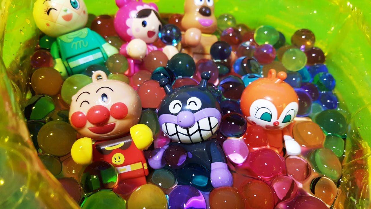 アンパンマン おもちゃ ボール落とし