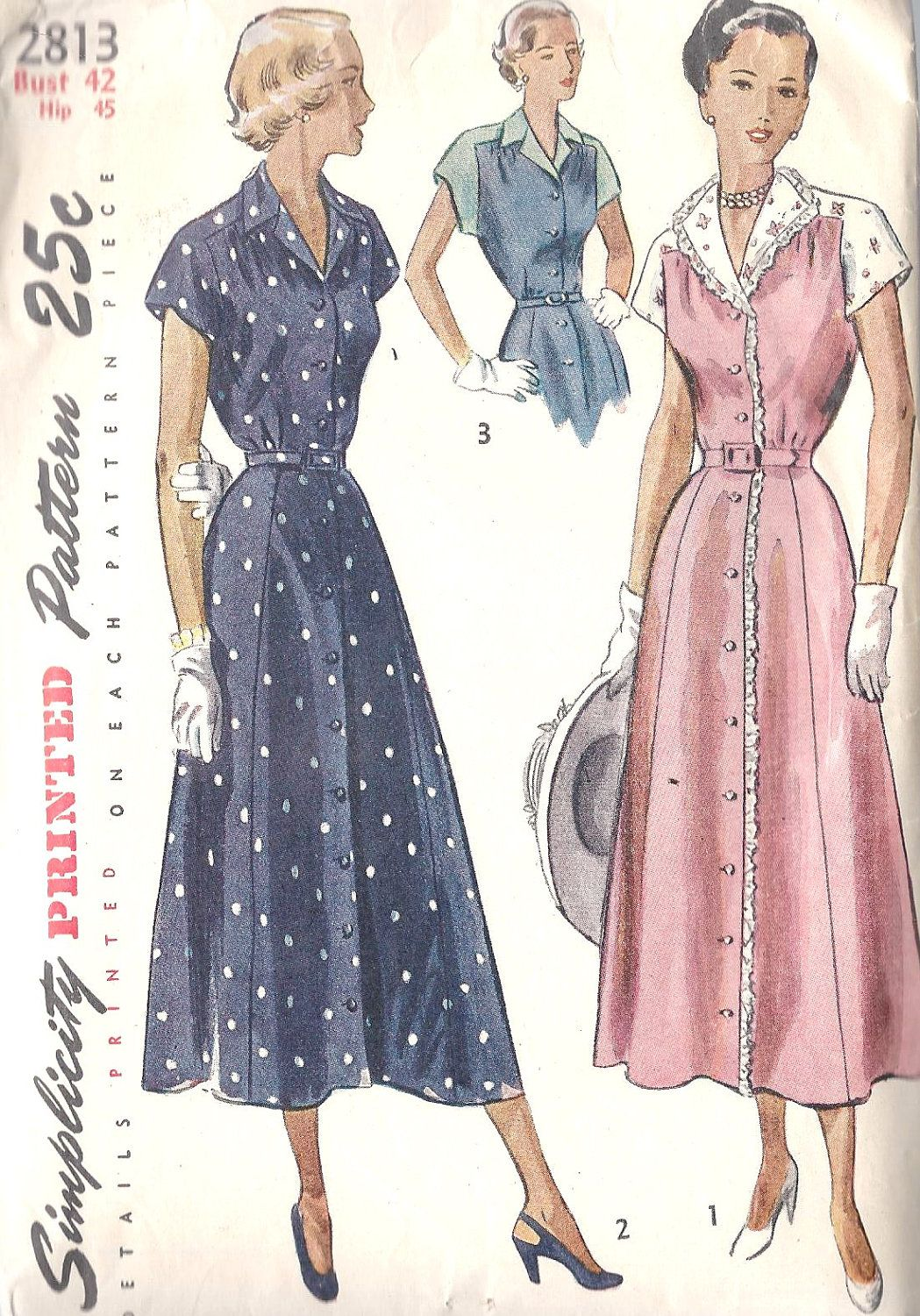 More than 80,000 Vintage Sewing Patterns on Vintage Patterns Wiki Pictures of parents teaching their children