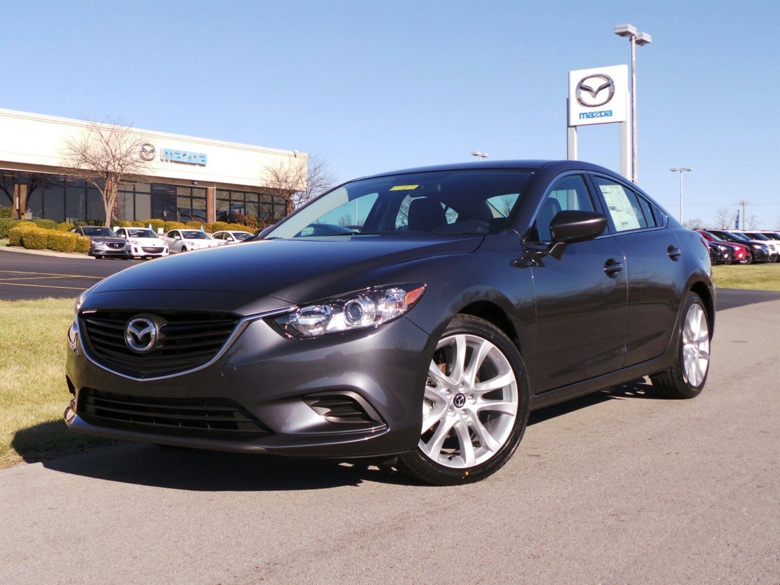 2008 mazda mazda6 review ratings specs prices and photos. Black Bedroom Furniture Sets. Home Design Ideas