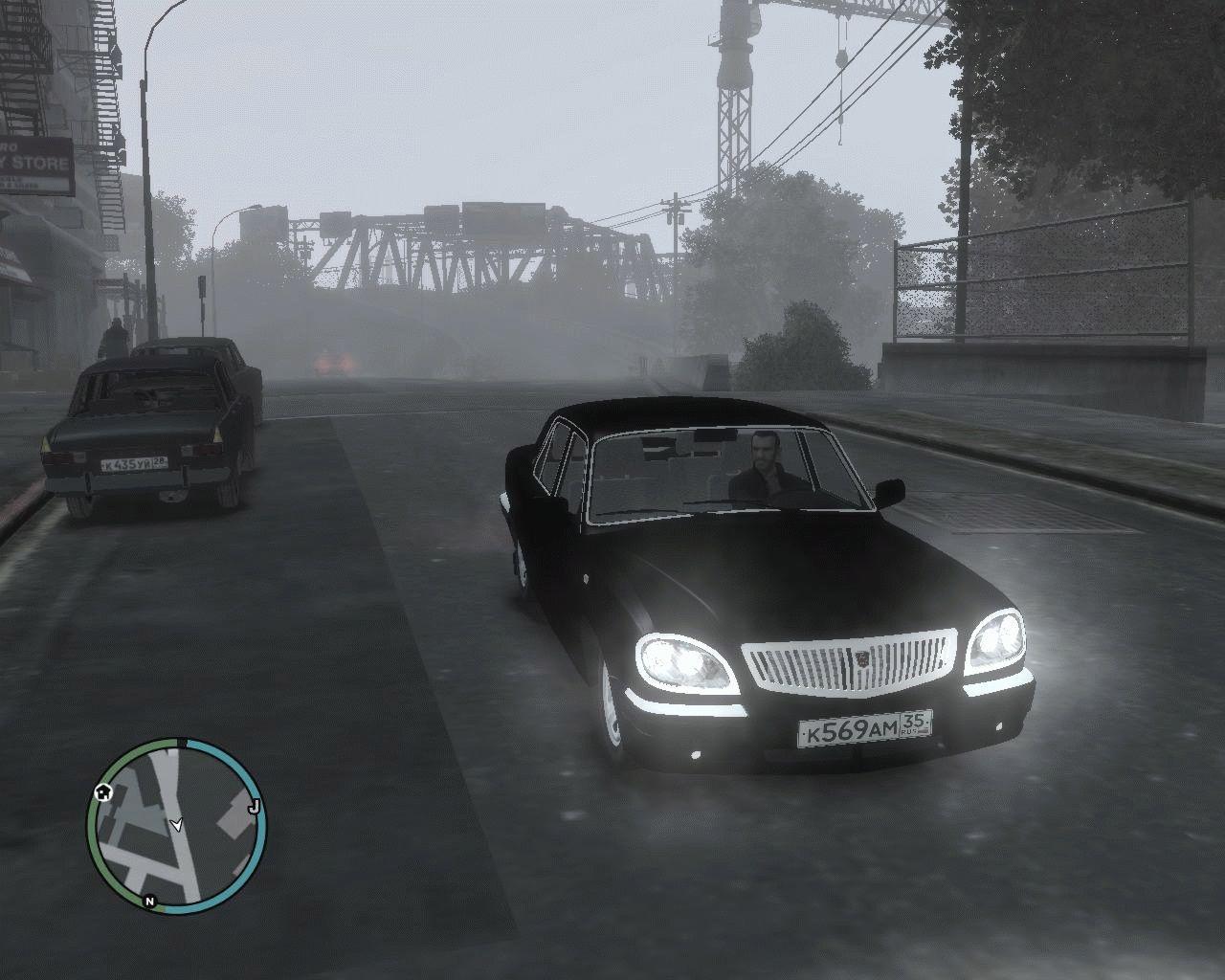 Скачать торрент гта с модом криминальная россия/ русские машины.