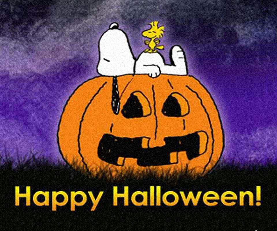 Peanuts halloween quotes sayings quotesgram - Snoopy halloween images ...
