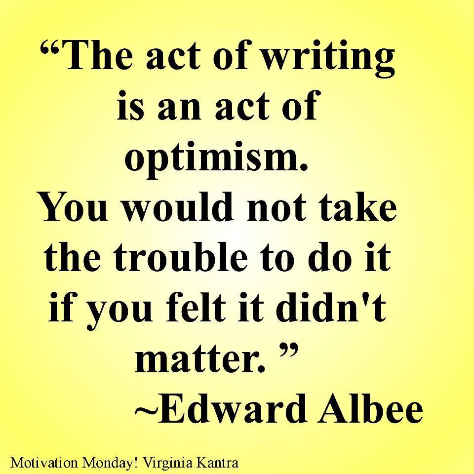 optimism quote with - photo #39