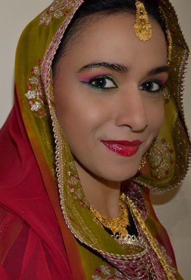 Bridal Makeup Different Cultures : Cultural Bridal makeup