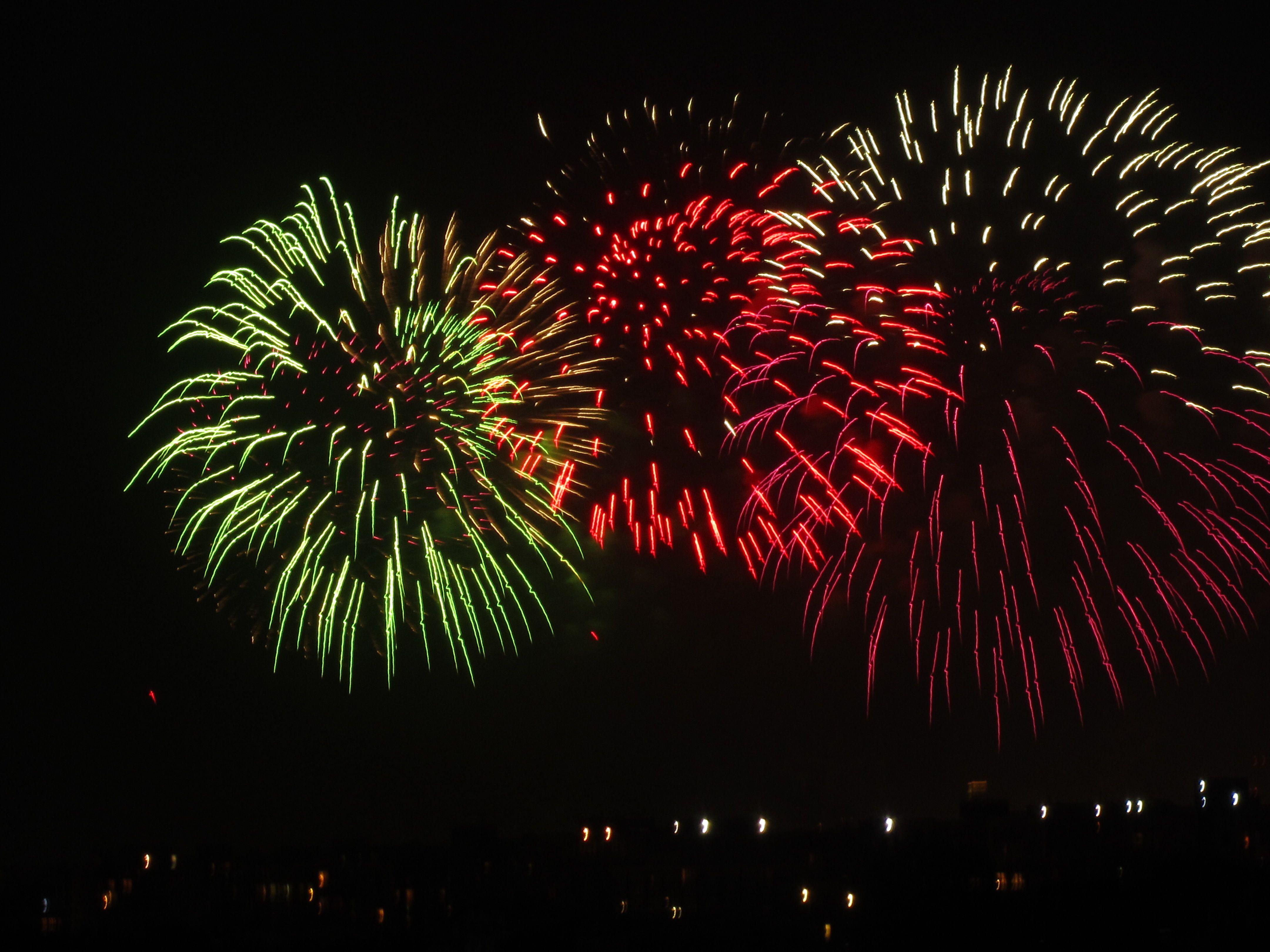 macy's fourth july fireworks new york city