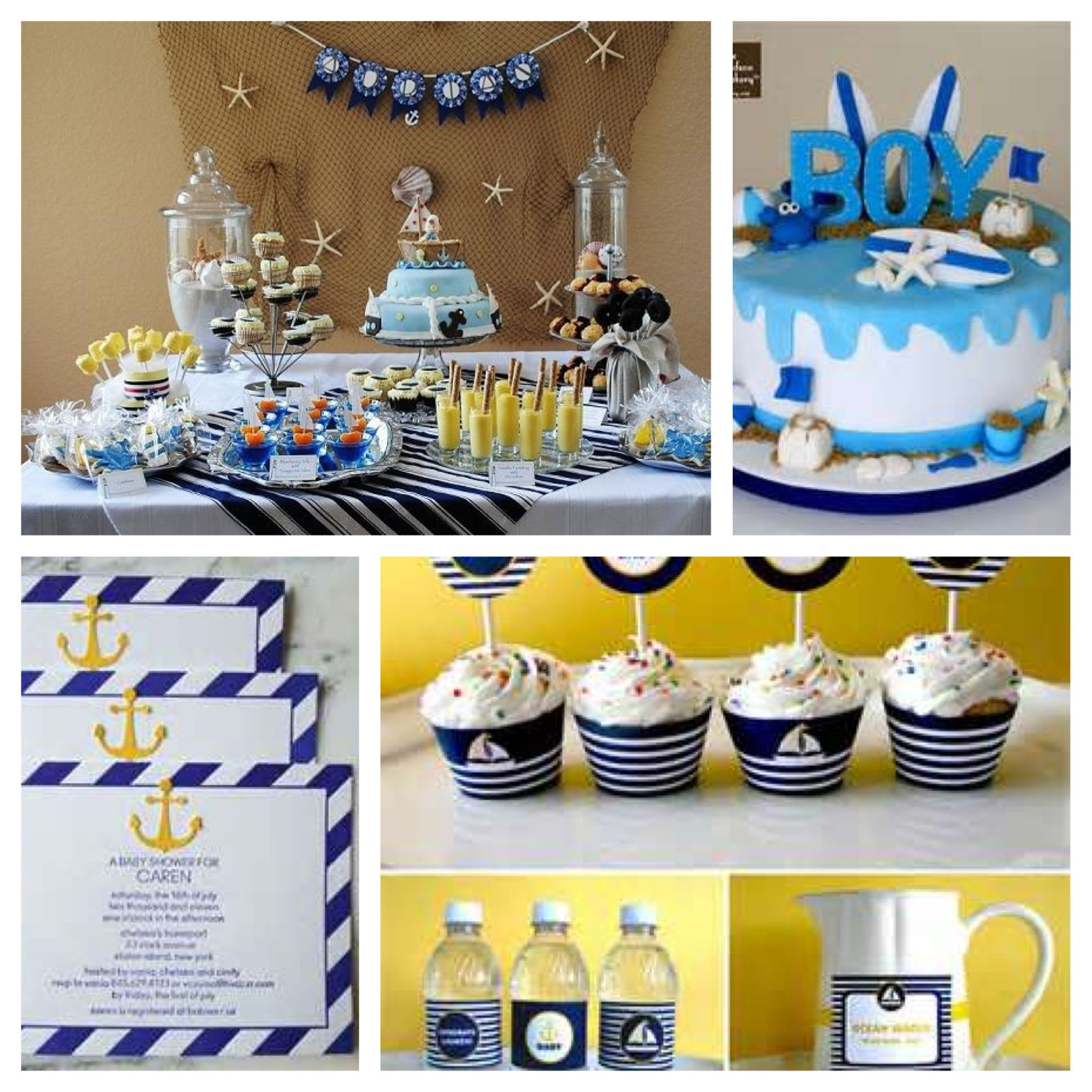 nautical baby shower theme my children baby baby shower ideas