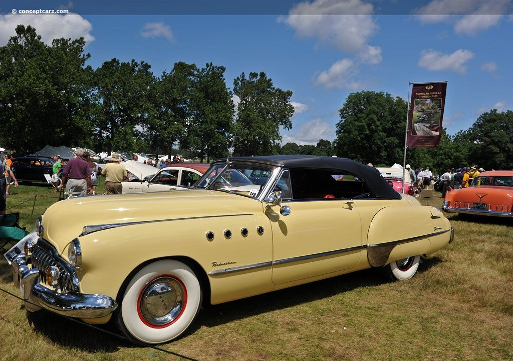 1949 Buick Roadmaster Buick Pinterest