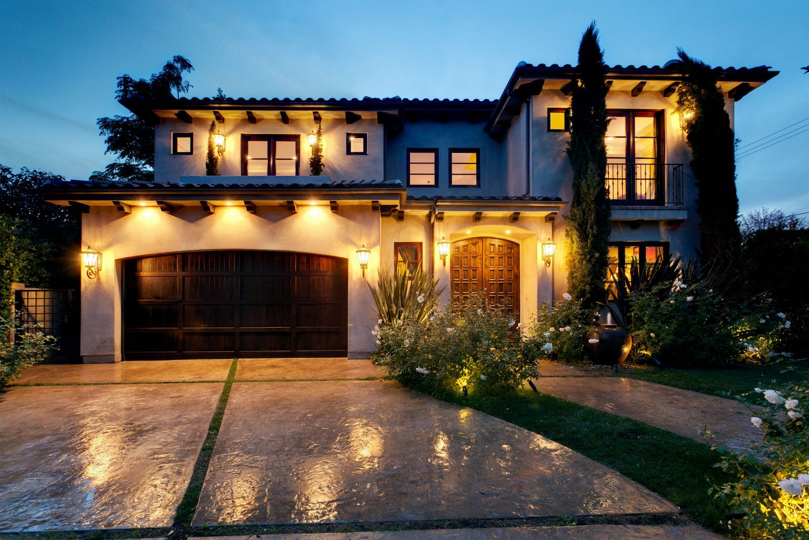 Spanish style home la casa pinterest for Spanish style homes