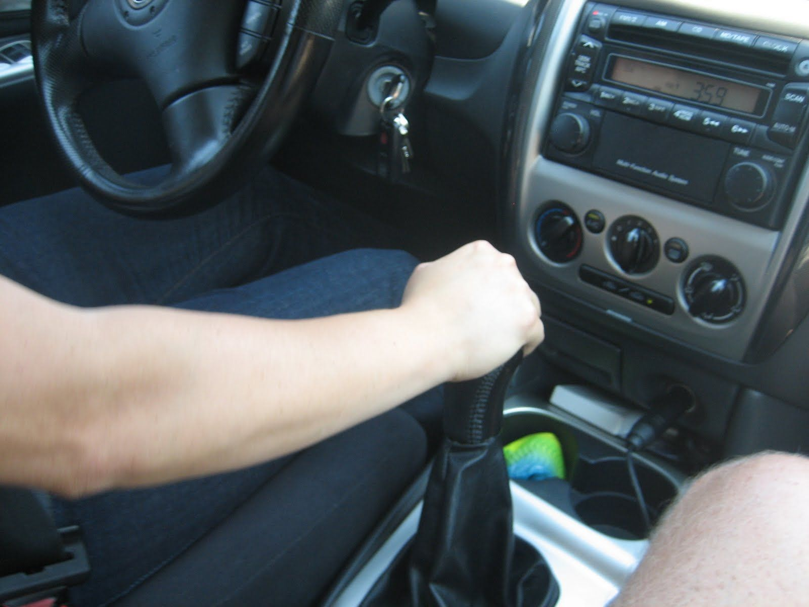 class to learn how to drive stick shift