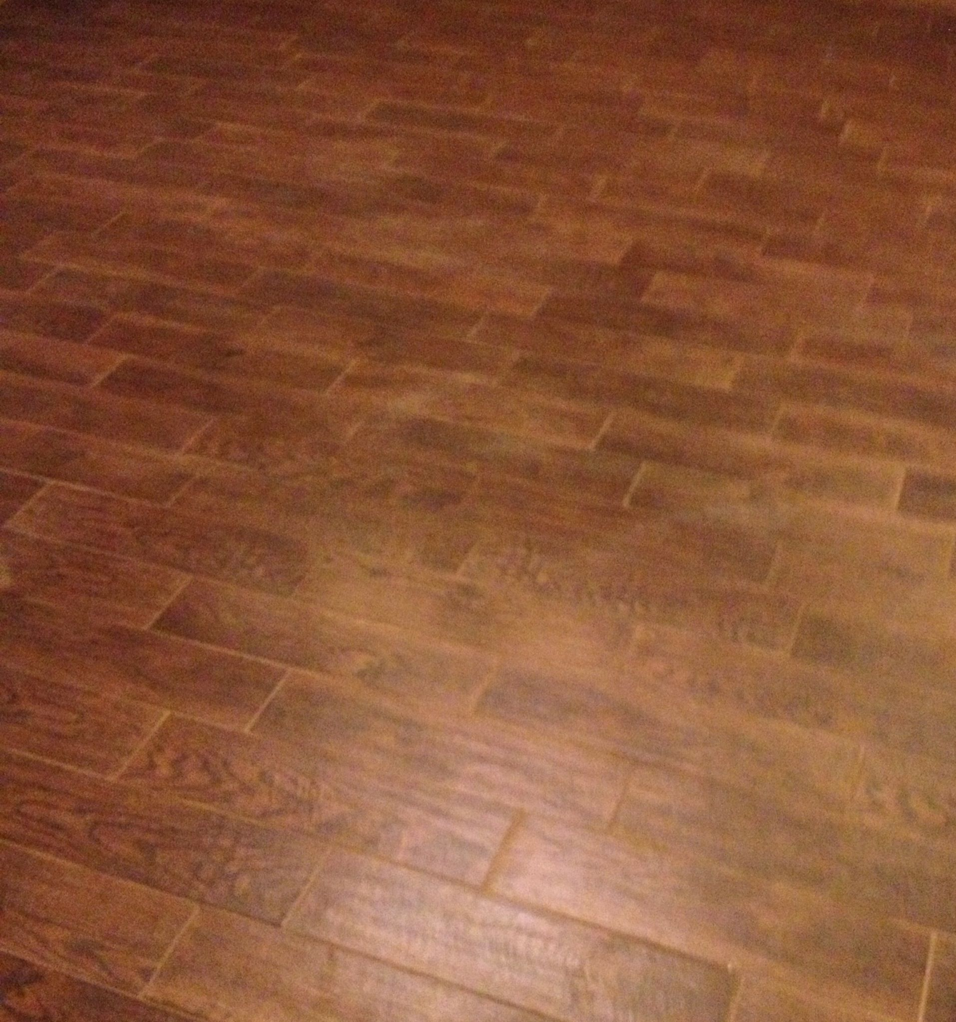 Faux Wood Tile Making A House A Home Pinterest