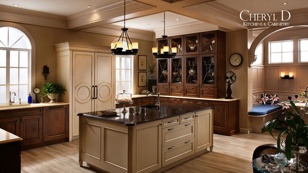 Great cabinets kitchens and baths pinterest for Great kitchens