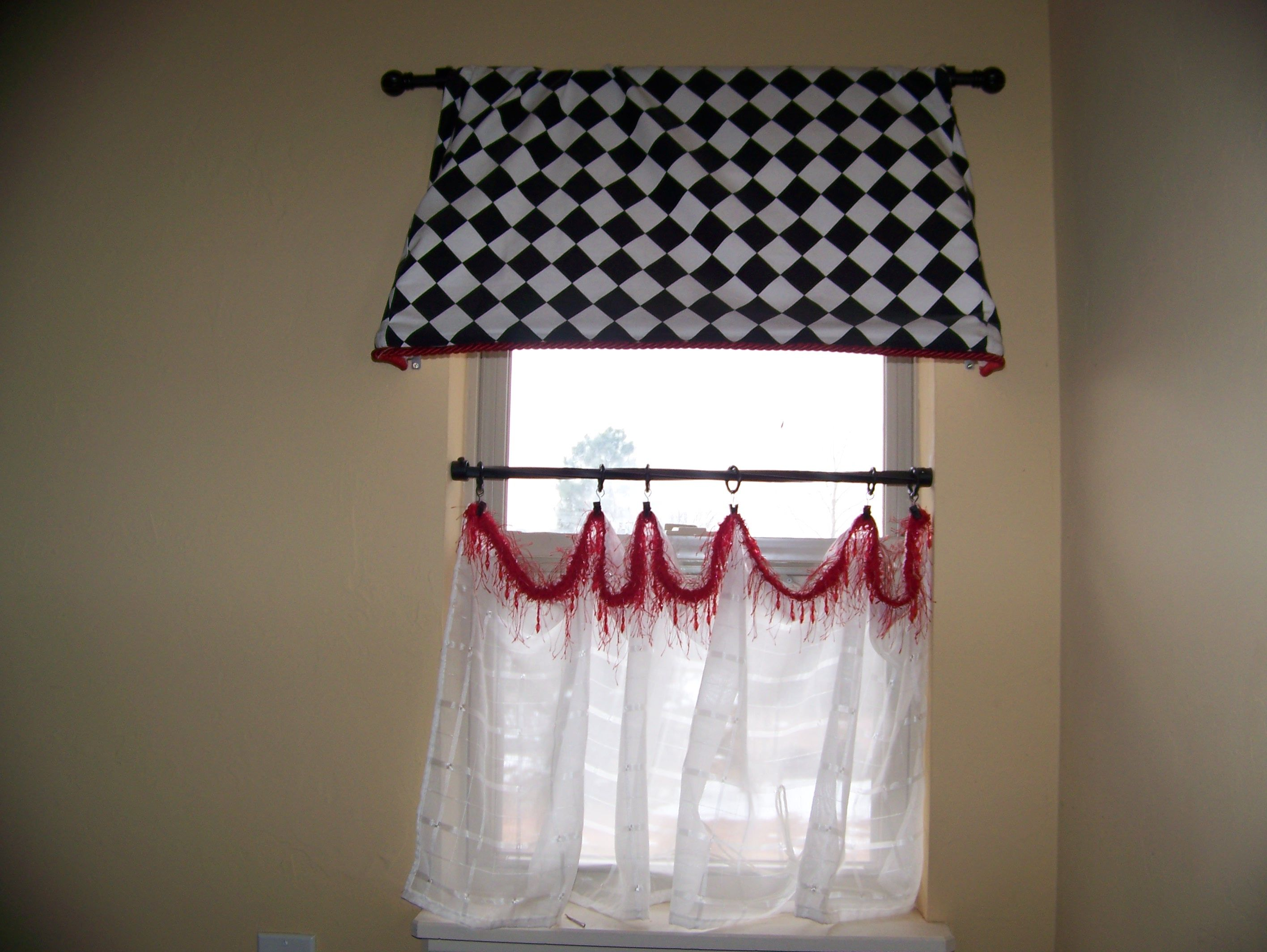 Laundry Room Curtains - Laundry rooms