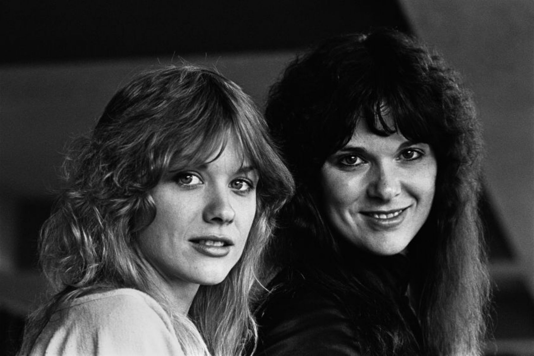 Ann & Nancy Wilson | HEART- My Heart Of Heart Sister's ... Ann Nancy Wilson