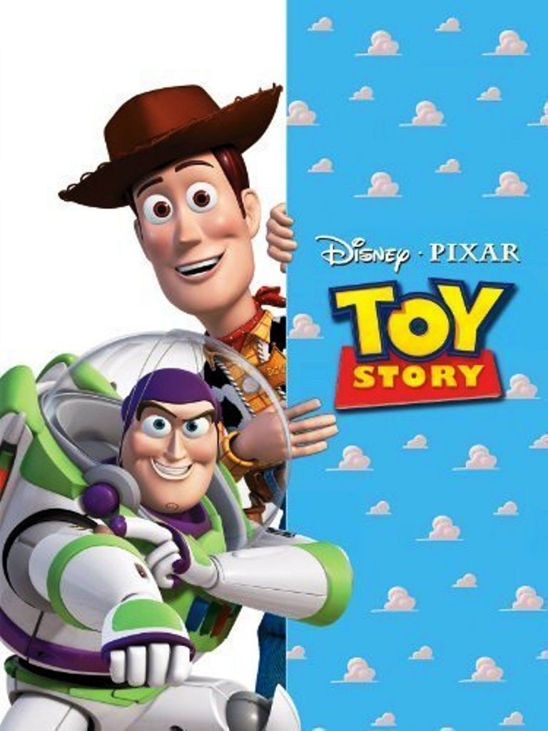 Toy story 1 1995 watch them pinterest toy story movie poster