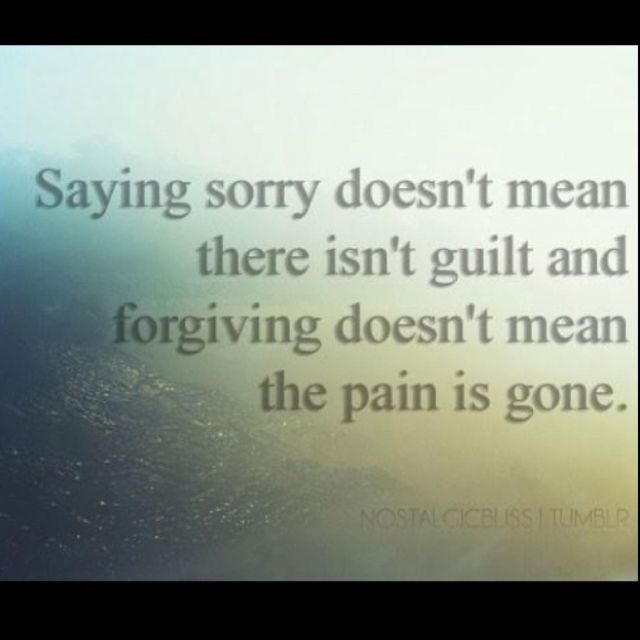 I'm sorry... | Quotes & Comments | Pinterest Sorry Quotes And Sayings