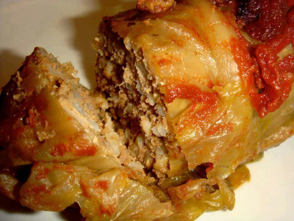 Cabbage rolls | food | Pinterest