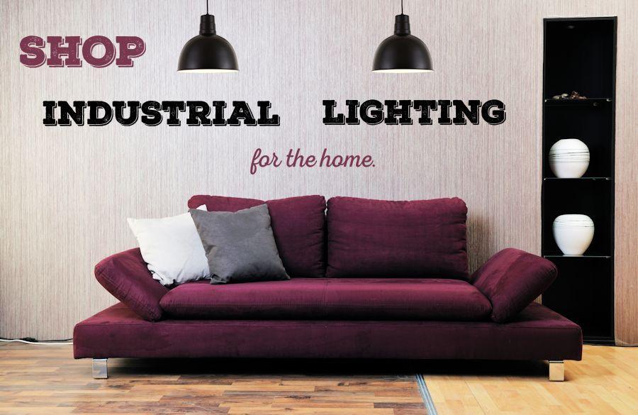 Shop industrial lighting at Barnlight Originals.