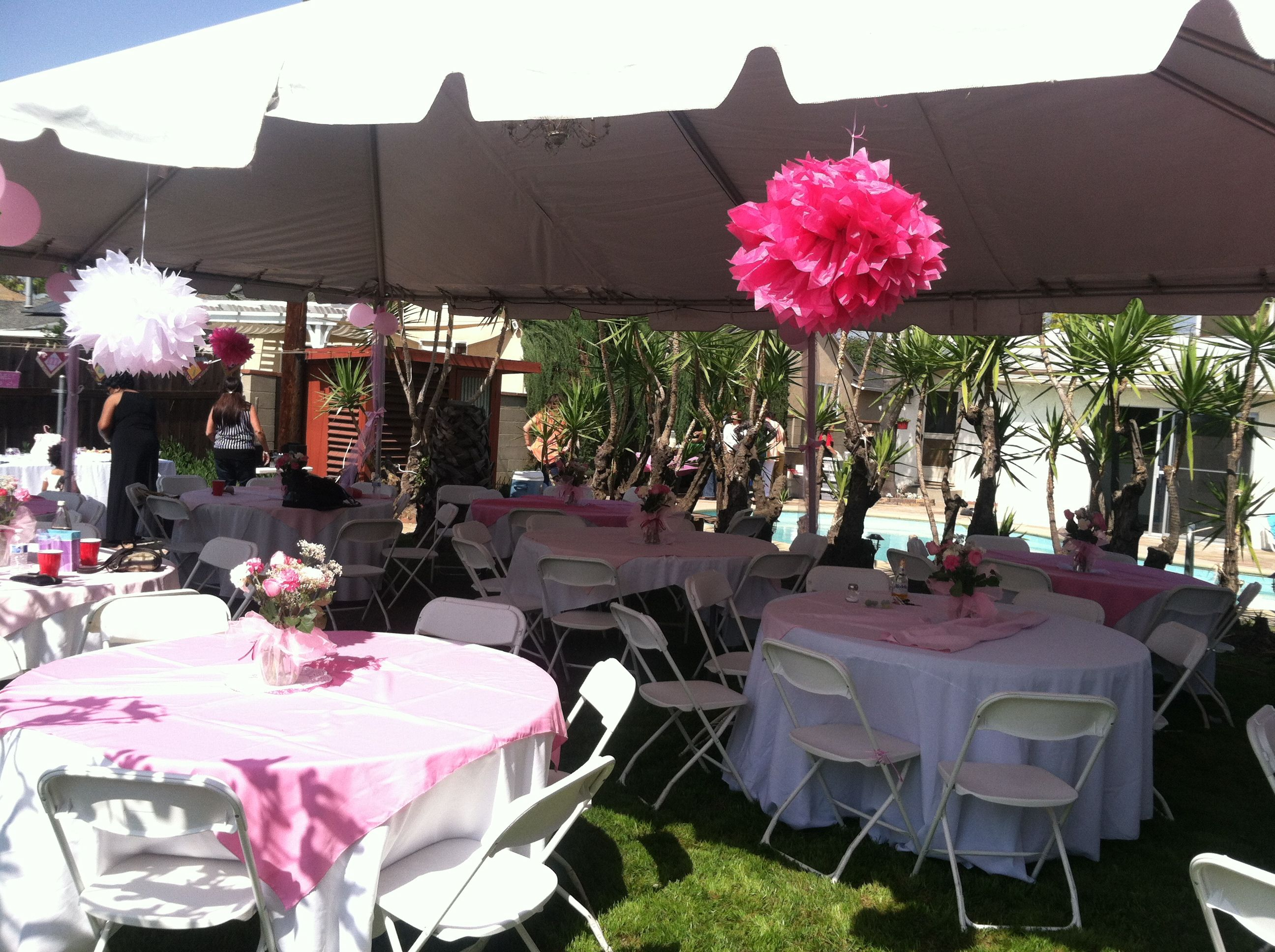 backyard baby shower baby 39 s shower ideas pinterest