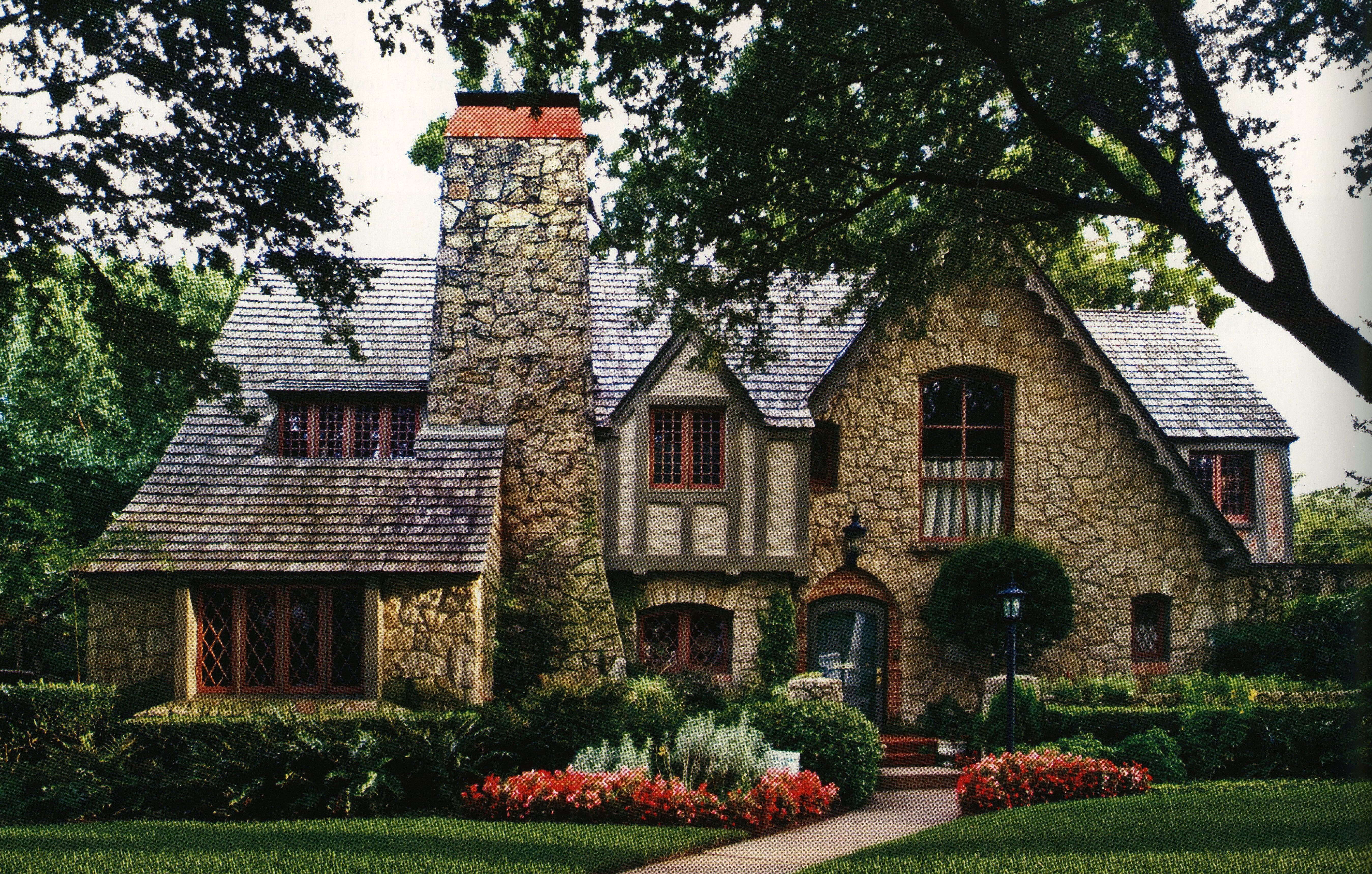 Stone tudor style homes exterior home decorating ideas