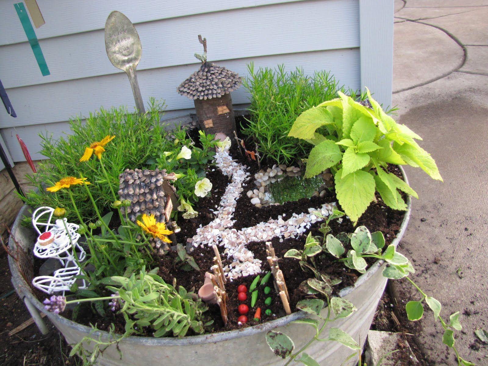 Fairy Garden Supplies Miniature Gardens Pinterest