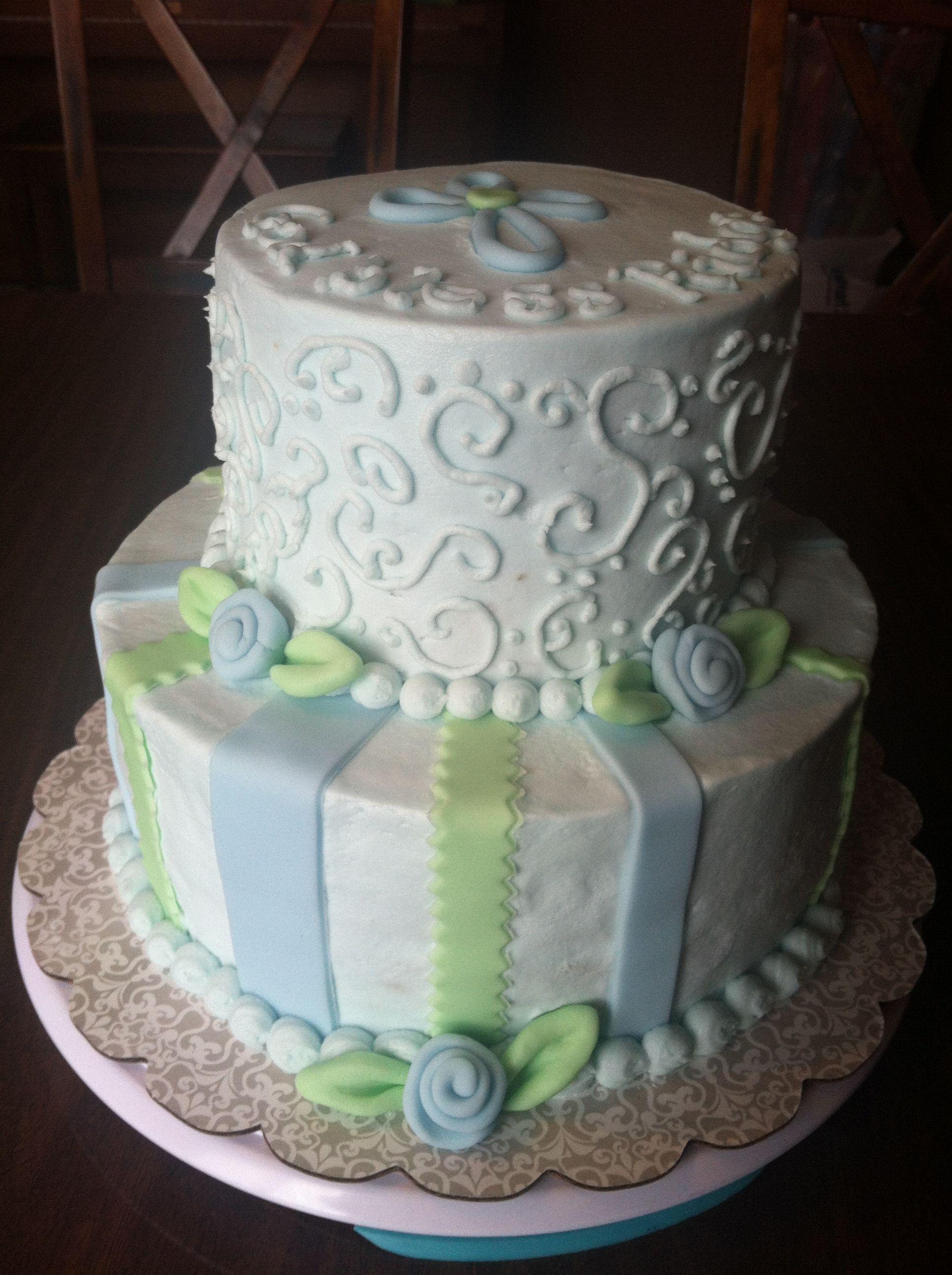 Pin Ashtons Christening Cake By Louisa Morris Cakes Cake on Pinterest
