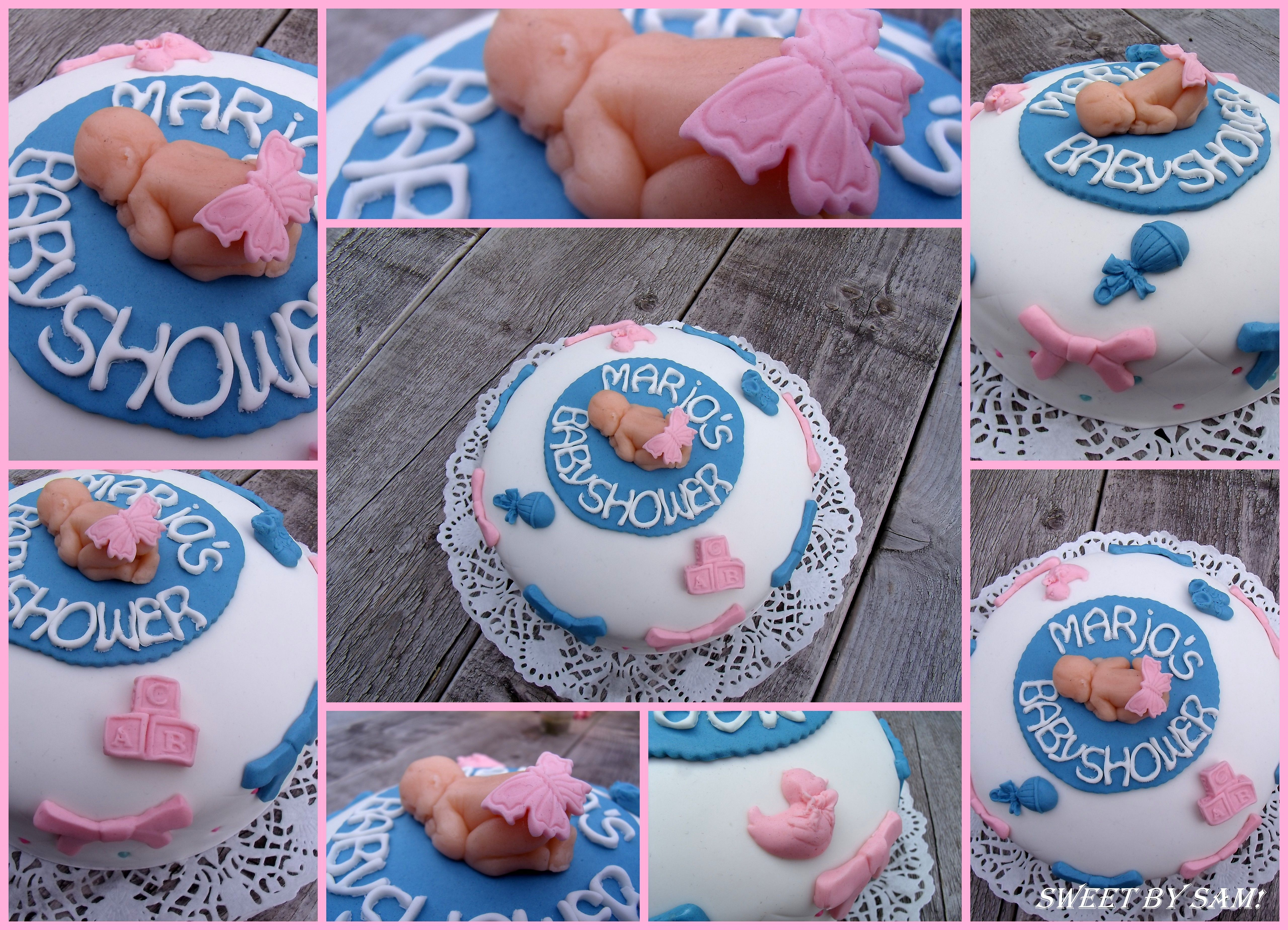 heb baby shower cakes