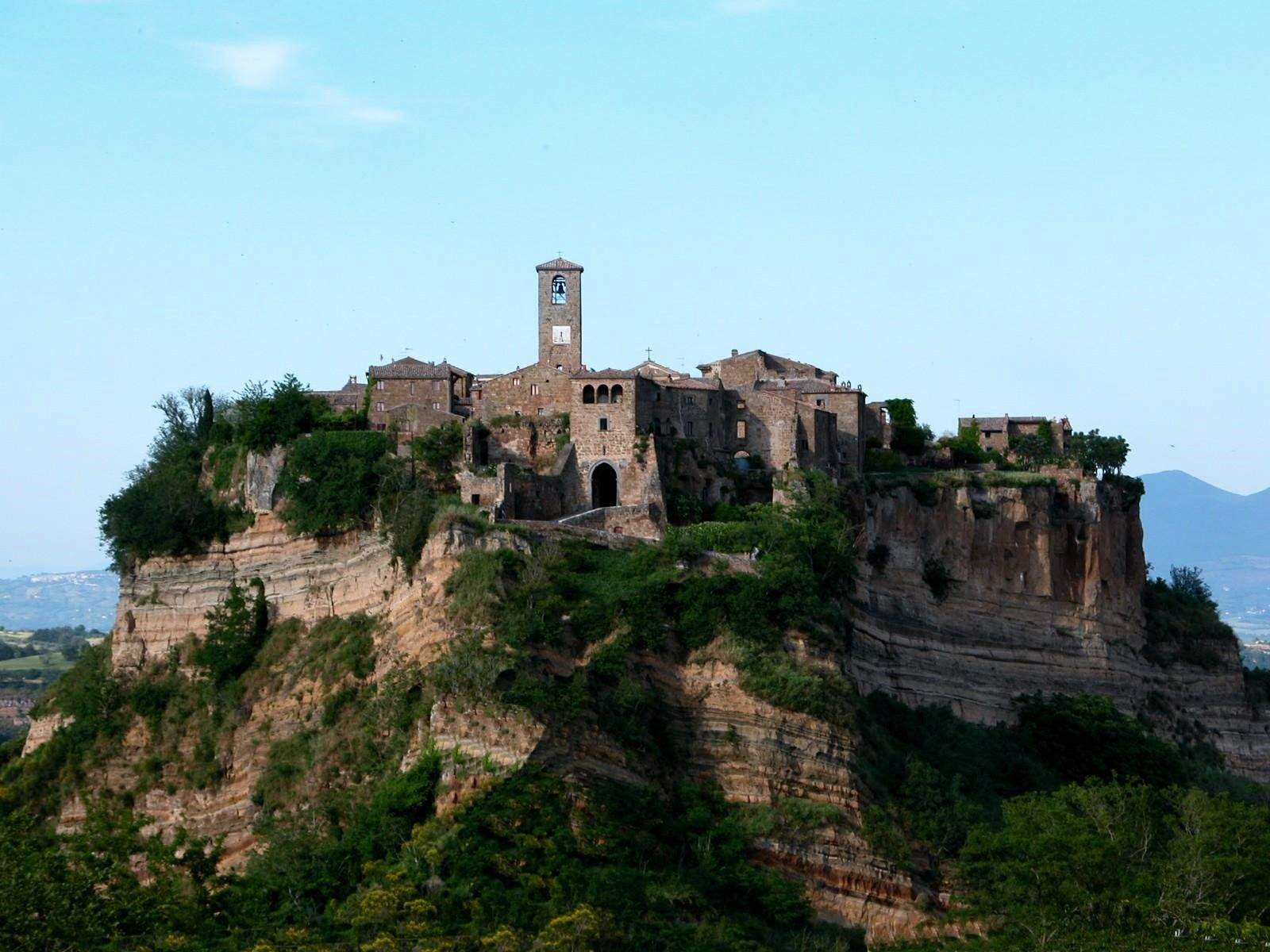 Civita di Bagnoregio  Italy  Pinterest