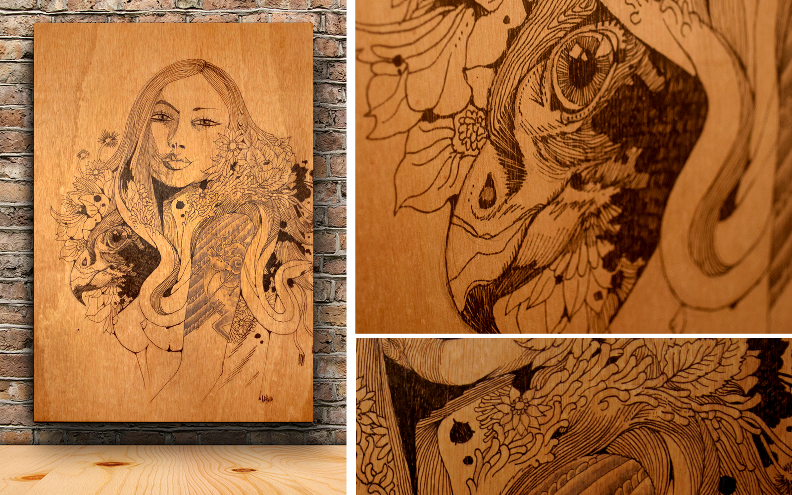 Wonderful image of Wood Panel Illustrations Art Pinterest with #666666 color and 1600x1000 pixels