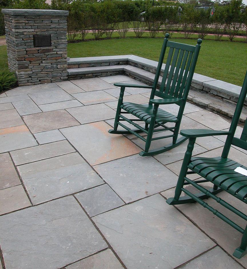 Belgard mega lafitt paver patio patio and fence pinterest for Landscaping rocks york pa